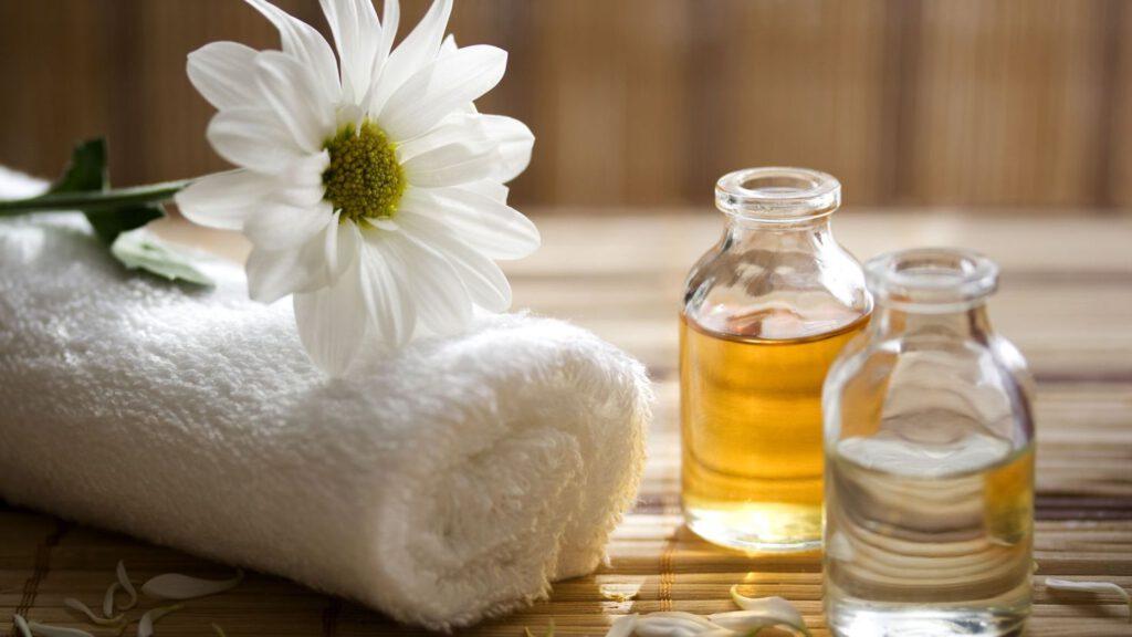 aroma massage panda spa