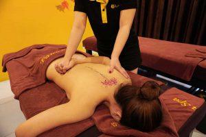 shiatsu massage panda spa