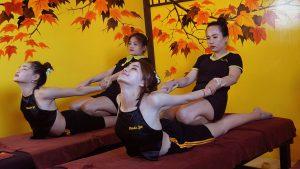 Massage trị liệu tại Panda Spa